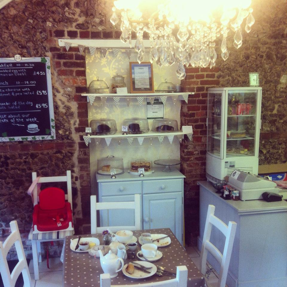 Lady Grey Tea Room Wendover