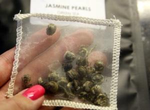 Jasmine Pearls bag
