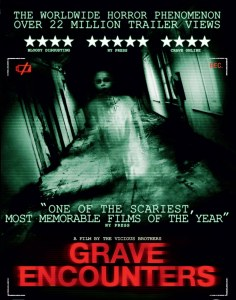 Grave Encounters movie poster