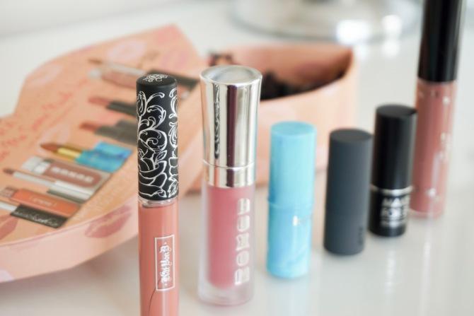 Sephora Nude Lipstick Set