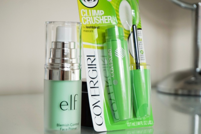 Clump Crusher by CoverGirl & E.l.f Primer