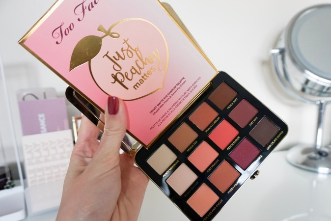 Too Faced Just Peachy Mattes Palette