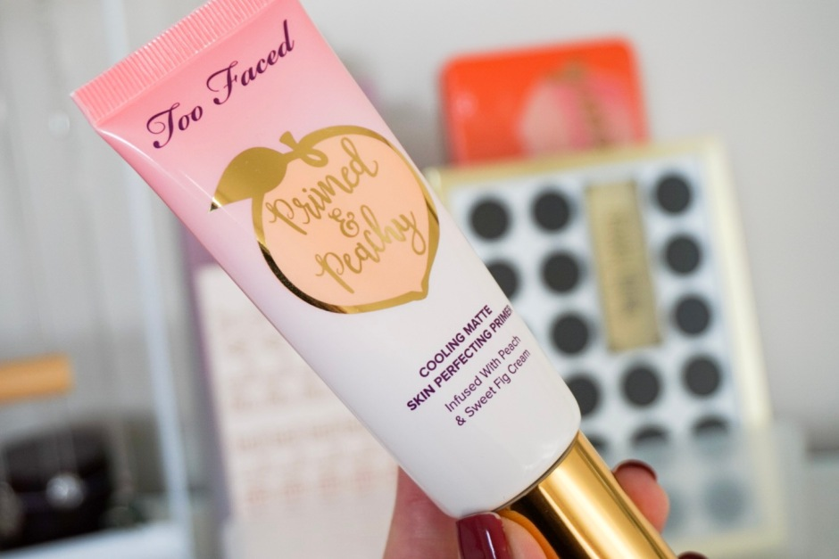 Too Faced Primed & Peachy Primer