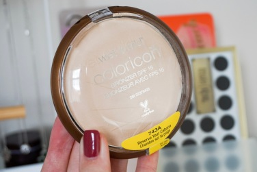 Wet n Wild Bronzer in Reserve Your Cabana