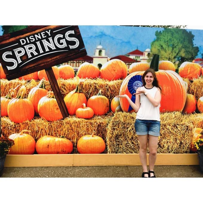Disney Springs in Fall